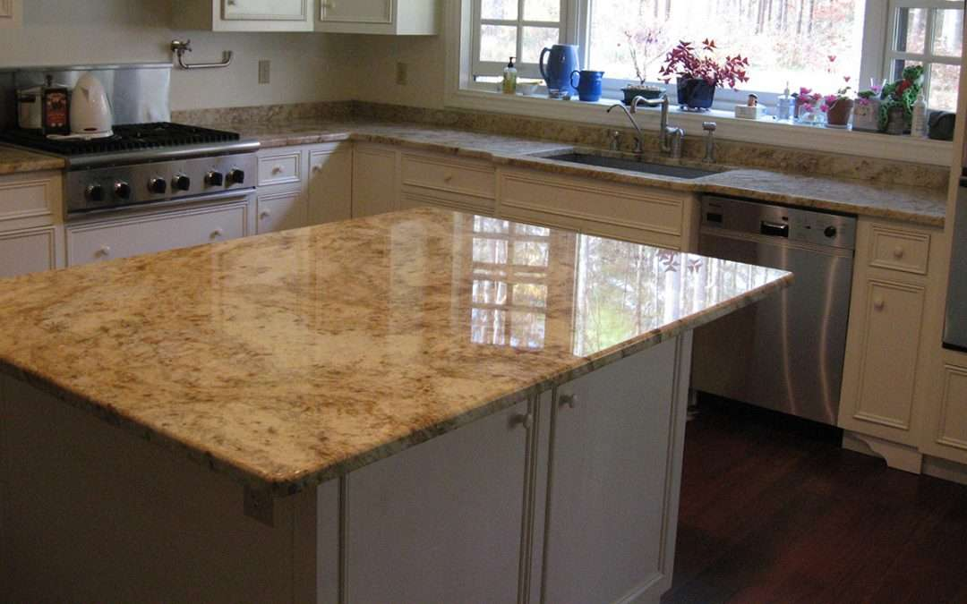 Granite Countertop Seam Repair