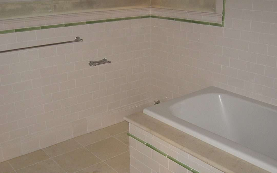 Bathroom Tile Regrout MA