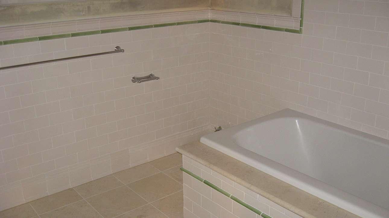 clean tile floor treatment for bathroom floor | Bathroom Tile Regrout MA | Specialized Floor Care Services