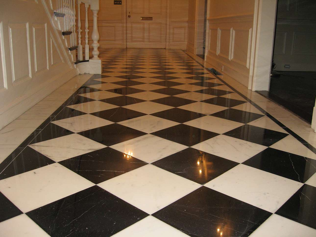 Marble Cleaning Sealing Repair Installation | Specialized