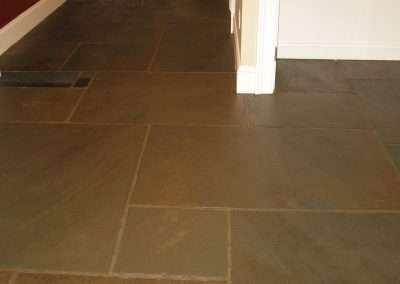 Stone Floor Stripping and Sealing