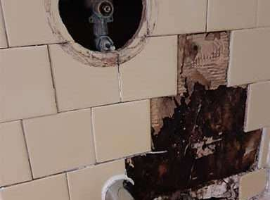 Shower Wall Tile and Grout Repair in Taunton, MA