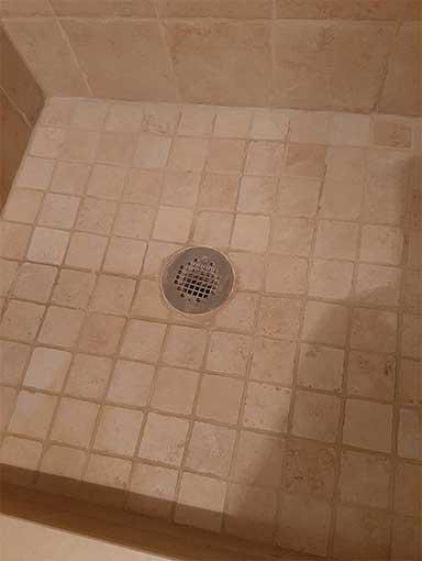 Shower Floor Repair in Norton, MA